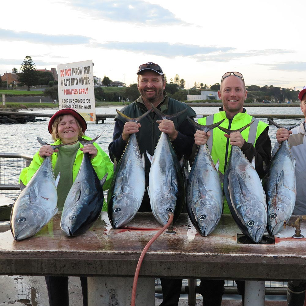 portland fishing charters Victoria Australia