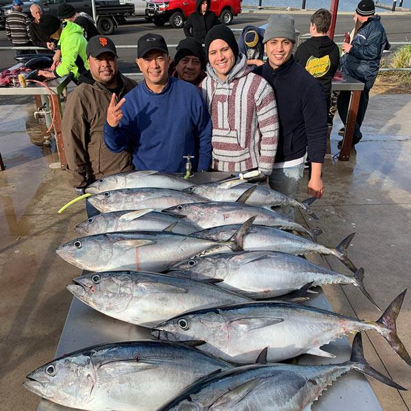 deep sea fishing charters portland Victoria