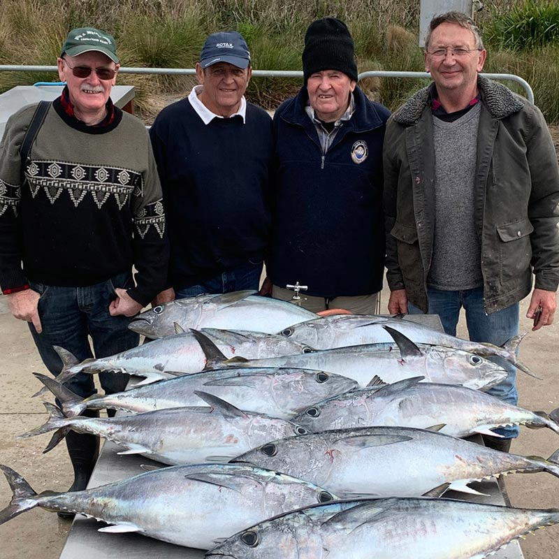 offshore fishing charters portland Victoria