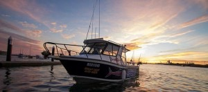 tuna fishing charter boat portland Victoria 2021